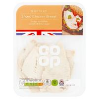 Co Op British Sliced Chicken Breast image