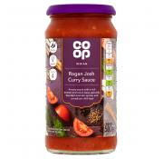 Co Op Rogan Josh Curry Sauce