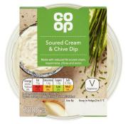 Co Op Sour Cream and Chive Dip