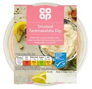 Co Op Smoked Taramasalata Dip