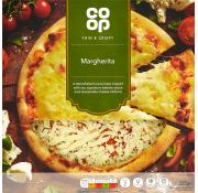 Co Op Thin and Crispy Margherita Pizza