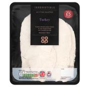Co Op Irresistible Butter Basted Turkey