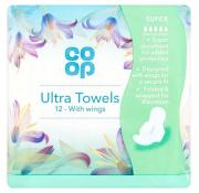 Co Op Super Ultra Towels With Wings