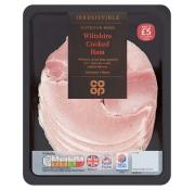 Co Op Irresistible Outdoor Bred Wiltshire Cooked Ham