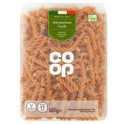 Co Op Wholewheat Fusilli Pasta Twists