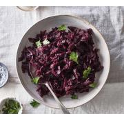 Cook Braised Red Cabbage