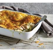 Cook Chicken Ham and Leek Pie
