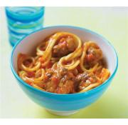Cook For Kids Meatballs and Spagetti