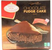 Coppenrath and  Wiese Chocolate Fudge Cake