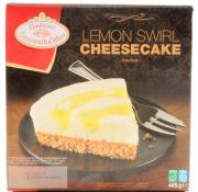 Coppenrath and Wiese Lemon Swirl Cheesecake
