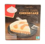 Coppenrath and Wiese Toffee Swirl Cheesecake