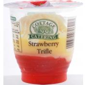 Cottage Dessert Triffle Strawberry