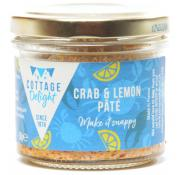 Cottage Delight Crab and Lemon Pate