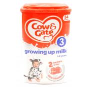 Cow and Gate Growing Up Milk Stage 3