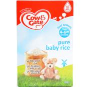 Cow and Gate First Spoonfuls Pure Baby Rice