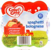 Cow and Gate Spaghetti Bolognese