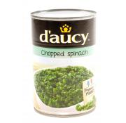 D'aucy Chopped Spinach