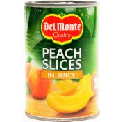 Delmonte Peach Slices in Juice