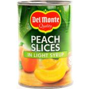Delmonte Peach Slices in Light Syrup