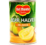 Delmonte Pear Halves in Juice