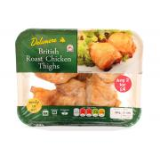 Delamere Roast Chicken Thighs