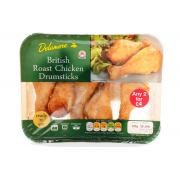 Delamere Roast Chicken Drumsticks