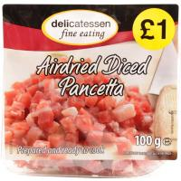 Delicatessen Fine Eating Airdried Pancetta image