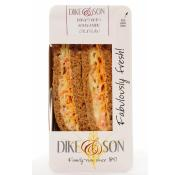 Dike And Son Dorset Red And Coleslaw Wholemeal Sandwich