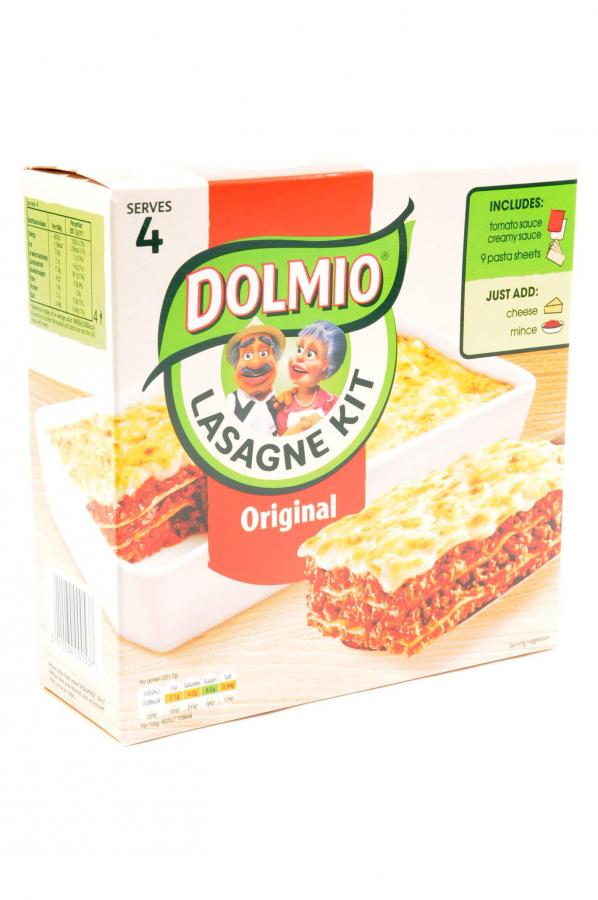 how to cook dolmio lasagne