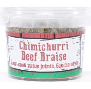 Dorset Spice Shed Chimichurri Beef Braise