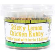 Dorset Spice Shed Sticky Lemon Chicken Rubby