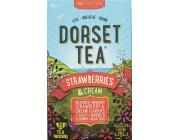Dorset Tea Strawberries and Cream