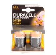 Duracell Plus Power D Batteries