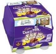 Cadbury Dairy Milk Egg and Spoon Double Chocolate