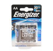 Energizers Ultimate Lithium AA Batteries