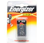 Energizer Max Battery 9V