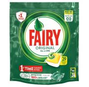 Fairy All In1 Tabs Lemon