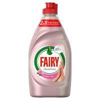 Fairy Washing Up Liquid Rose and Satin image