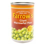 Farrows Marrowfat Peas