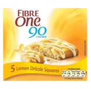 Fibre One Lemon Drizzle
