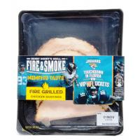 Fire and Smoke Fire Grilled Chicken Breast Shavings image