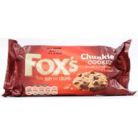 Foxs Chunkie Dark Chocolate Chip Cookies image