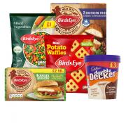 A BIG FROZEN MEAL DEAL FOR JUST £5!