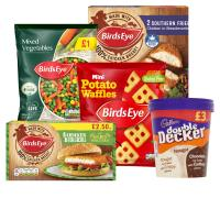 A BIG FROZEN MEAL DEAL FOR JUST £5!  image