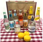 Stock Gaylard Local Gin Hamper for 6 (£12.67 per person)