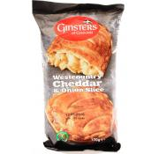 Ginsters Cheese and Onion Slice