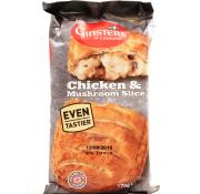 Ginsters Chicken and Mushroom Slice