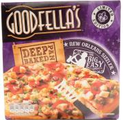 Goodfellas Deep Pan Baked New Orleans Sizzler Pizza