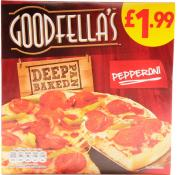 Good Fellas Deep Pepperoni