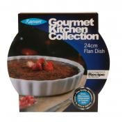 Gourmet Kitchen Collection 24cm Flan Dish
